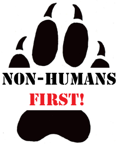 Non-Humans First logo